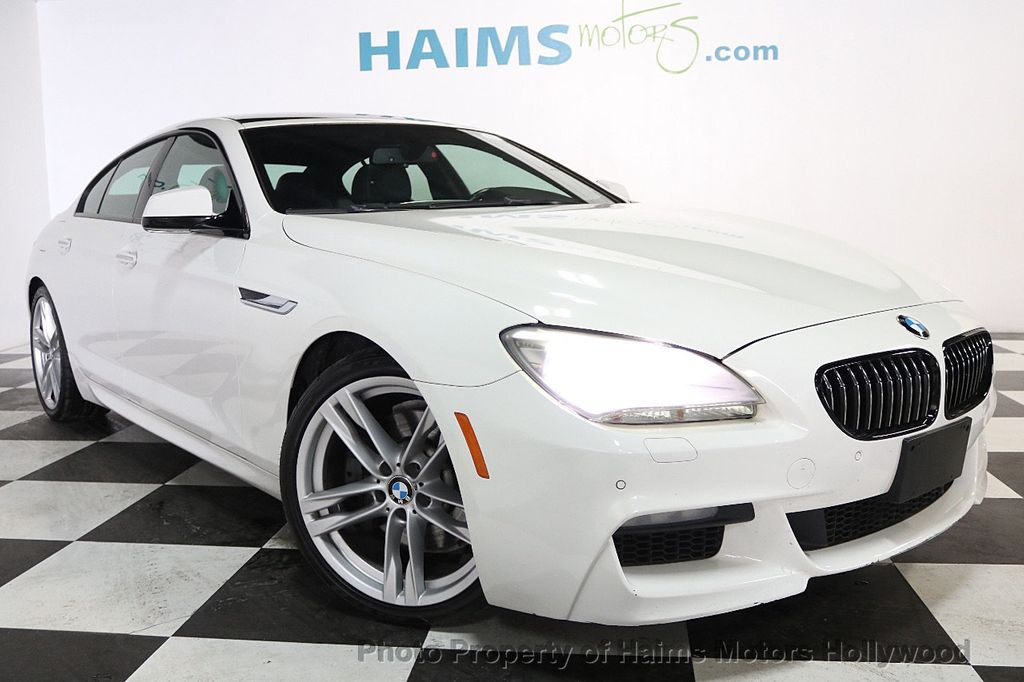 2014 BMW 6 Series 640i Gran Coupe - 17718858 - 3