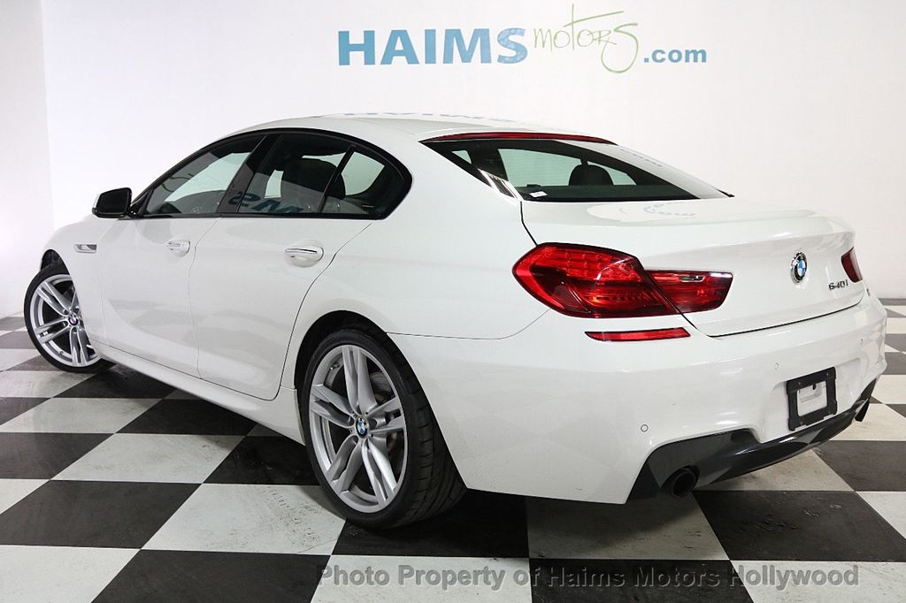 2014 BMW 6 Series 640i Gran Coupe - 17718858 - 4