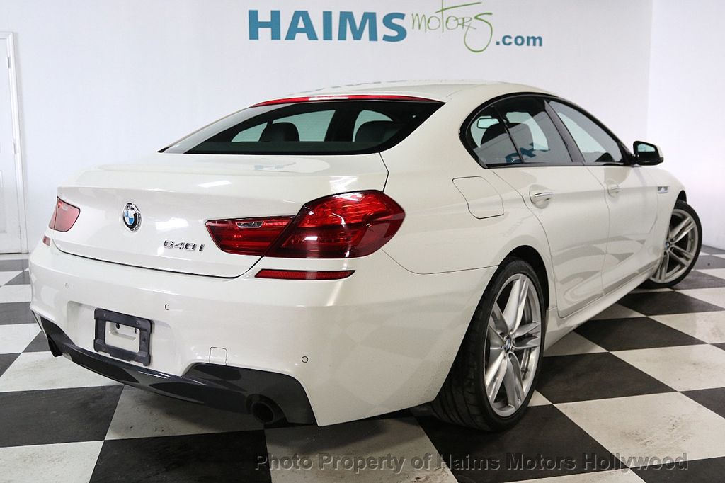 2014 BMW 6 Series 640i Gran Coupe - 17718858 - 6