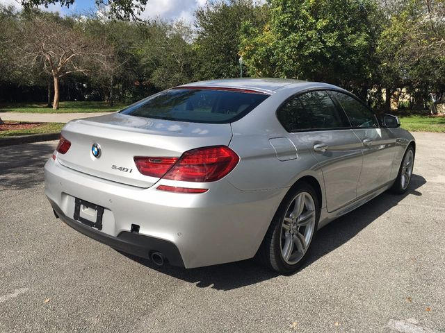 Used BMW Series I Gran Coupe At A Luxury Autos Serving - 640i bmw 2014