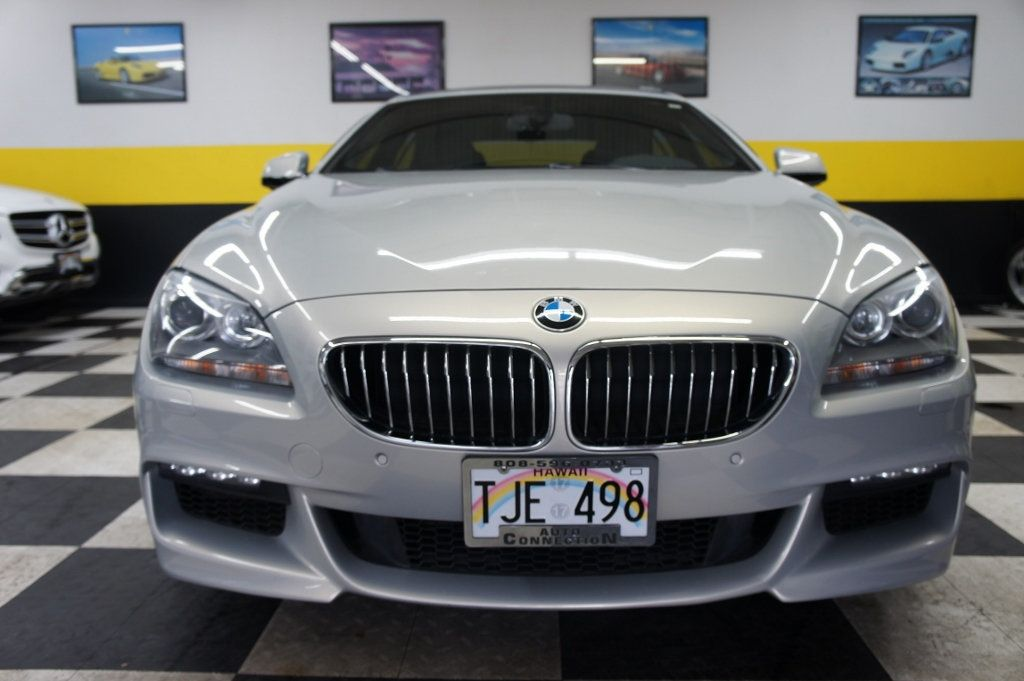 2014 BMW 6 Series 640i Gran Coupe M Sport Pack - 17975941 - 0