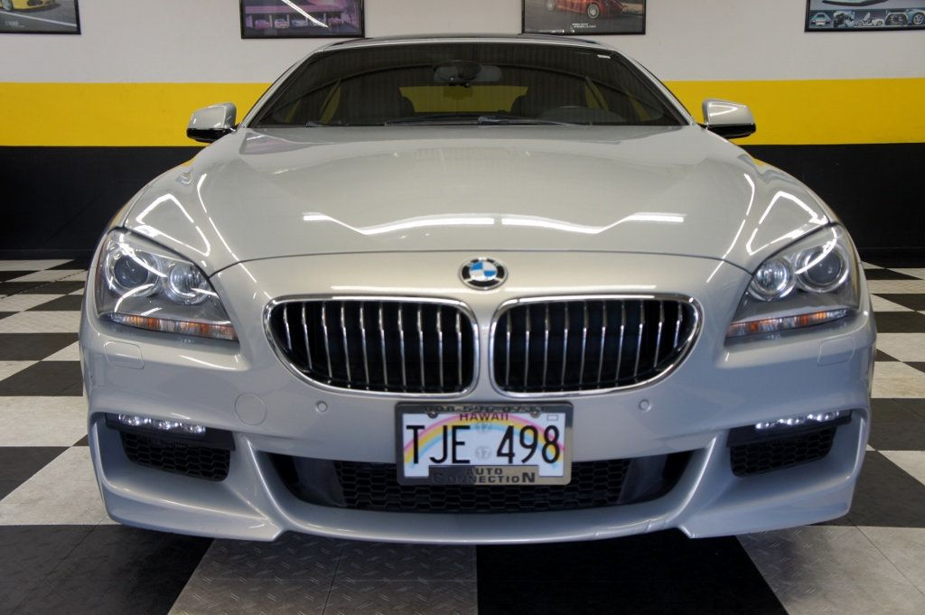 2014 BMW 6 Series 640i Gran Coupe M Sport Pack - 17975941 - 9