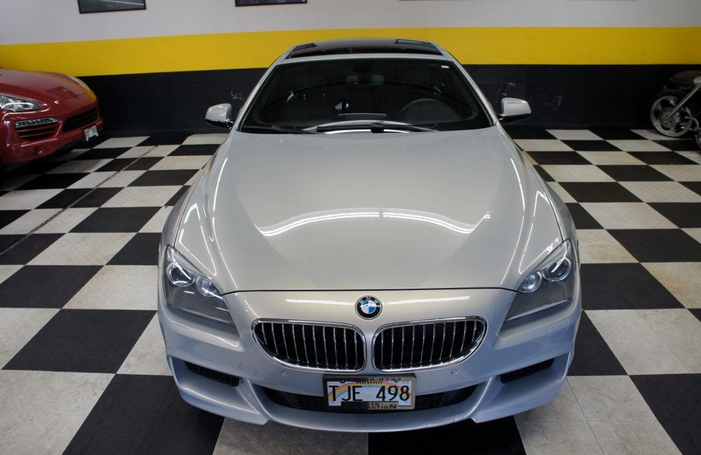 2014 BMW 6 Series 640i Gran Coupe M Sport Pack - 17975941 - 10