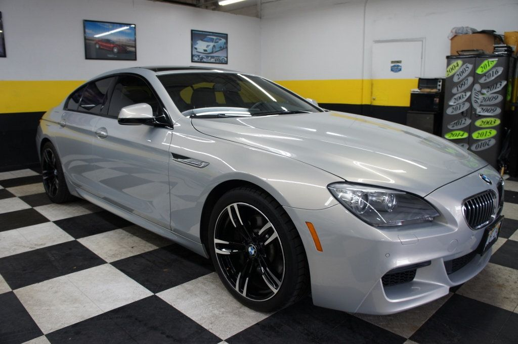 2014 BMW 6 Series 640i Gran Coupe M Sport Pack - 17975941 - 14