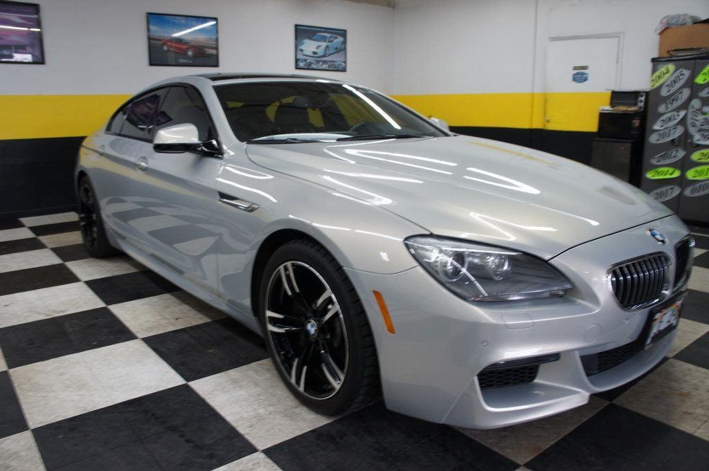 2014 BMW 6 Series 640i Gran Coupe M Sport Pack - 17975941 - 1