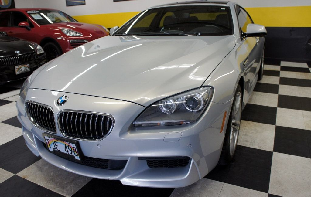 2014 BMW 6 Series 640i Gran Coupe M Sport Pack - 17975941 - 24