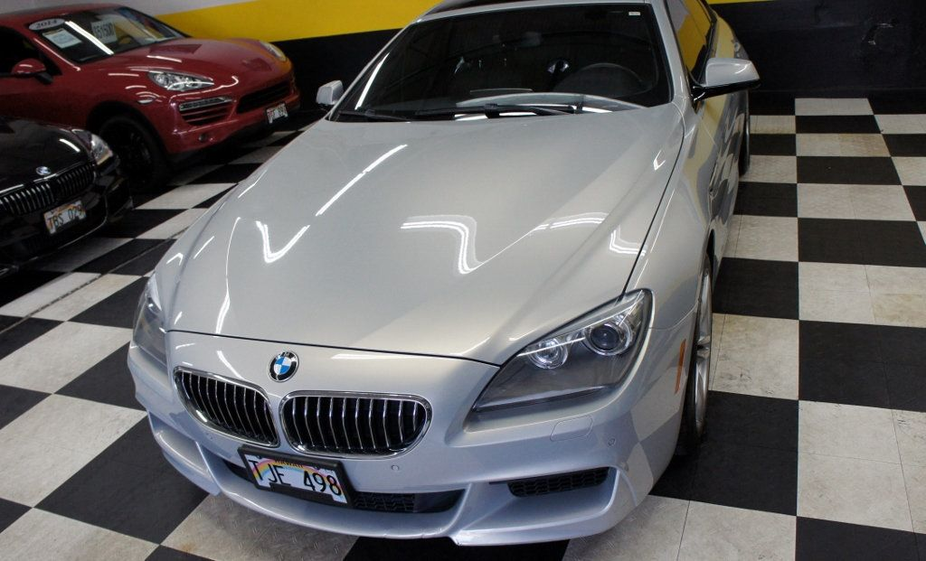 2014 BMW 6 Series 640i Gran Coupe M Sport Pack - 17975941 - 25