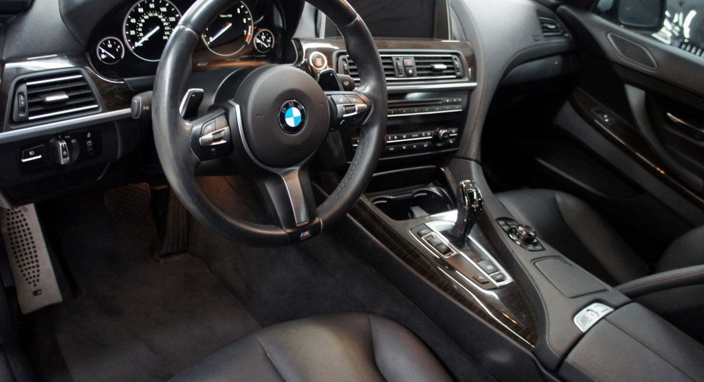 2014 BMW 6 Series 640i Gran Coupe M Sport Pack - 17975941 - 28
