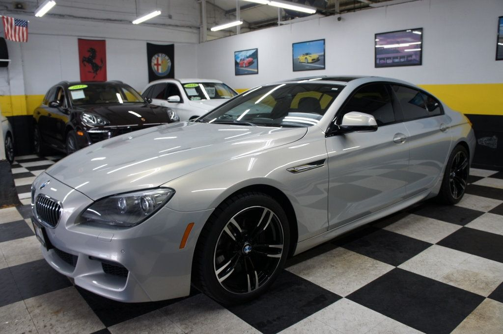 2014 BMW 6 Series 640i Gran Coupe M Sport Pack - 17975941 - 2