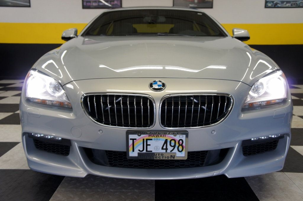 2014 BMW 6 Series 640i Gran Coupe M Sport Pack - 17975941 - 48