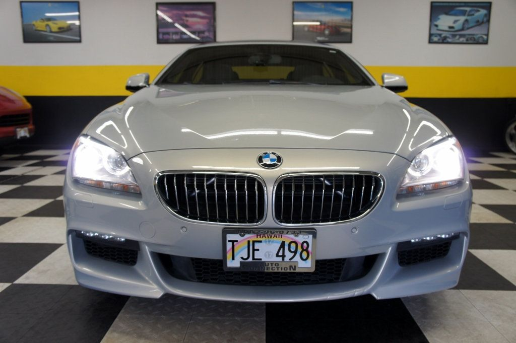 2014 BMW 6 Series 640i Gran Coupe M Sport Pack - 17975941 - 4