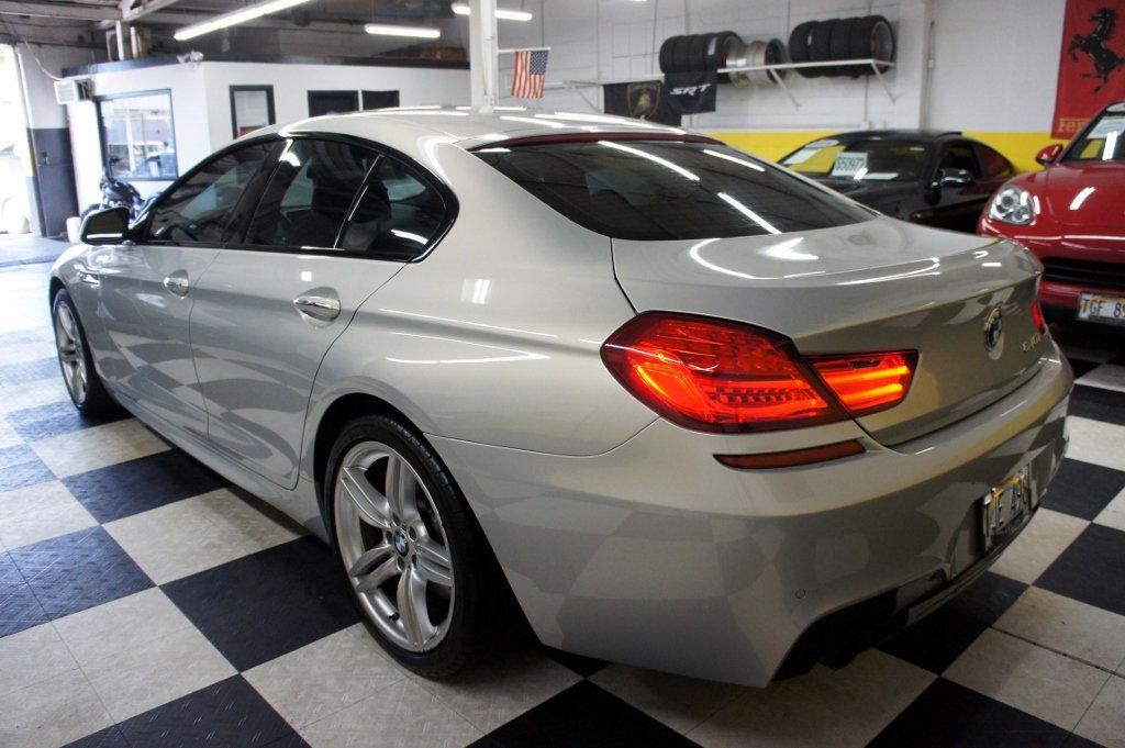 2014 BMW 6 Series 640i Gran Coupe M Sport Pack - 17975941 - 49