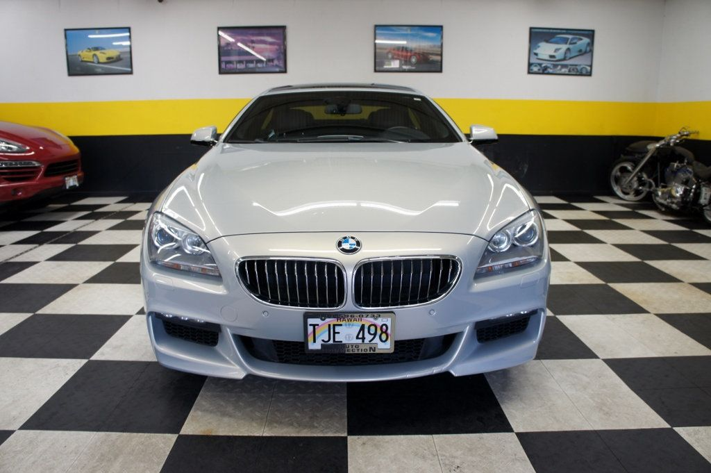 2014 BMW 6 Series 640i Gran Coupe M Sport Pack - 17975941 - 8