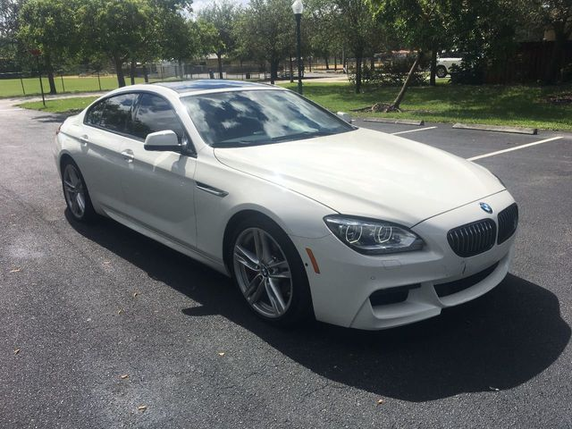2014 BMW 6 Series 650i Gran Coupe - Click to see full-size photo viewer