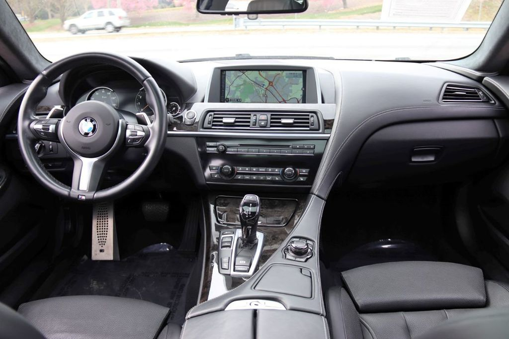 2014 BMW 6 Series 650i Gran Coupe with Driving Assist, Executive & M Sport Pkgs - 18610032 - 9