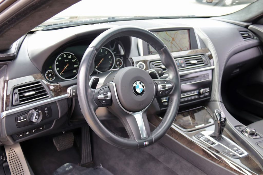 2014 BMW 6 Series 650i Gran Coupe with Driving Assist, Executive & M Sport Pkgs - 18610032 - 10