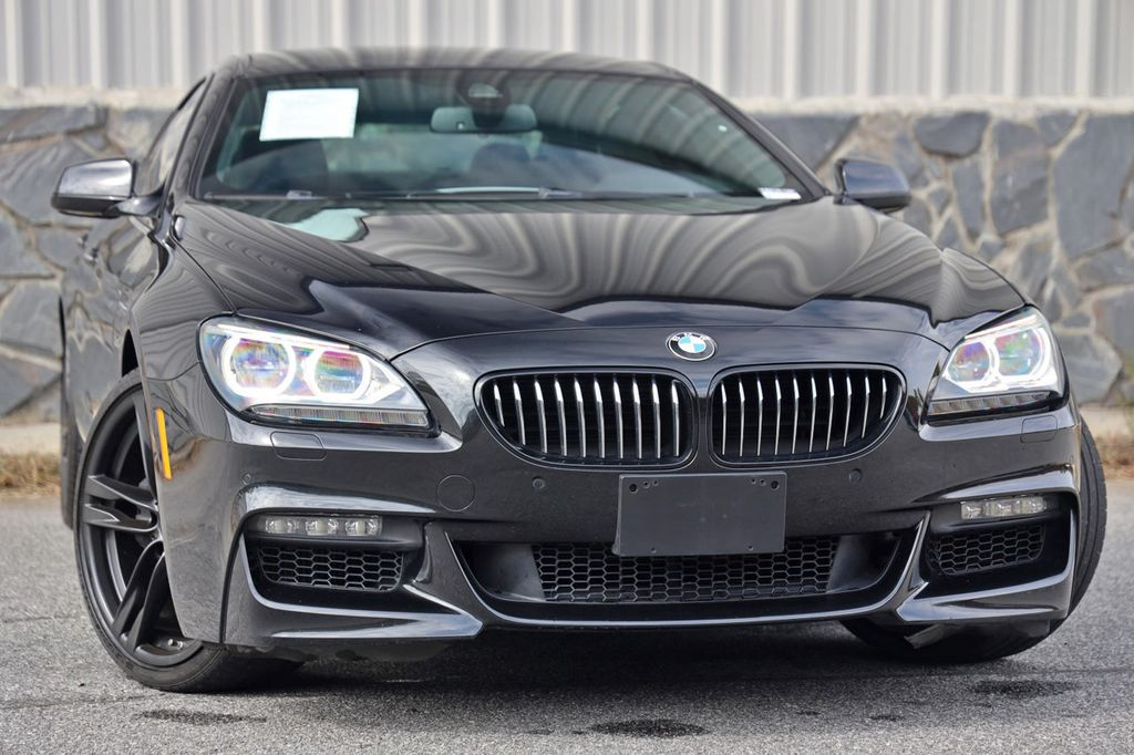 2014 BMW 6 Series 650i Gran Coupe with Driving Assist, Executive & M Sport Pkgs - 18610032 - 1