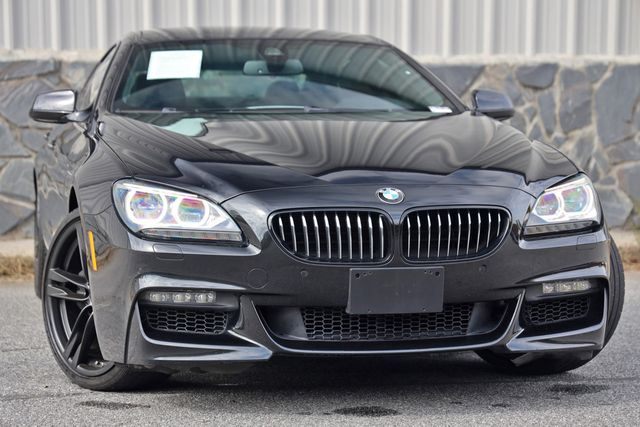 2014 Used BMW 6 Series 650i Gran Coupe with Driving Assist, Executive & M  Sport Pkgs at Drive a Dream Serving Marietta, GA, IID 18610032