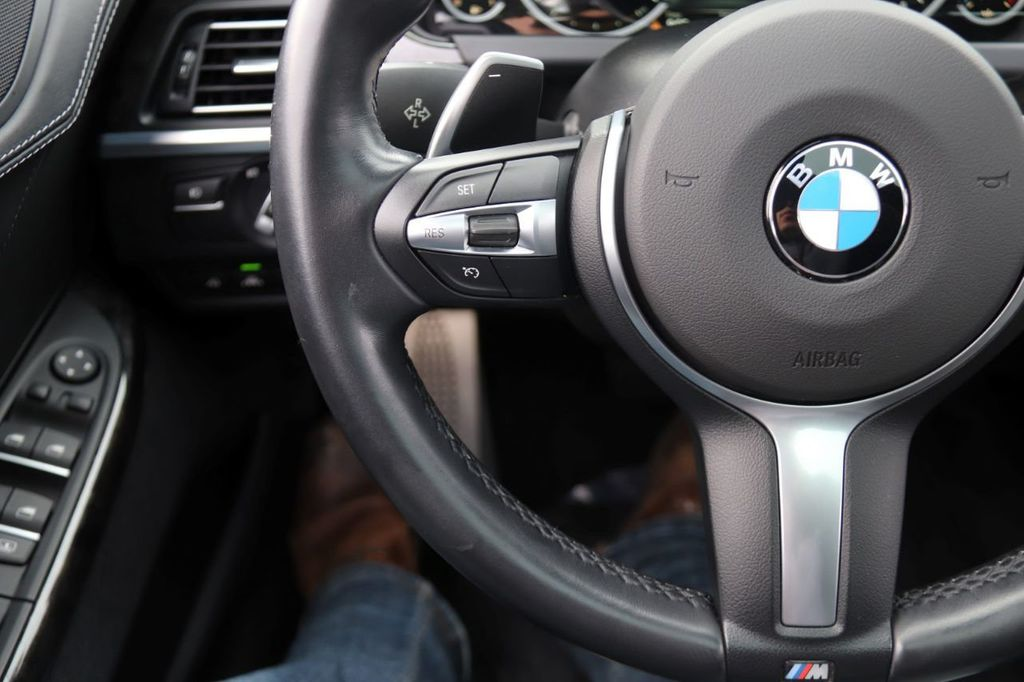 2014 BMW 6 Series 650i Gran Coupe with Driving Assist, Executive & M Sport Pkgs - 18610032 - 21