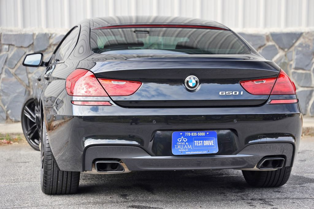 2014 BMW 6 Series 650i Gran Coupe with Driving Assist, Executive & M Sport Pkgs - 18610032 - 3