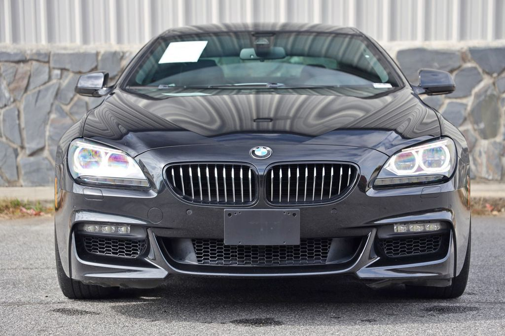 2014 BMW 6 Series 650i Gran Coupe with Driving Assist, Executive & M Sport Pkgs - 18610032 - 4
