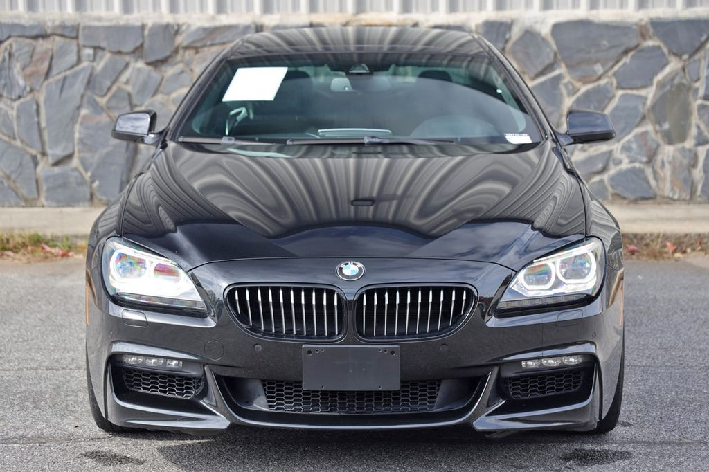 2014 BMW 6 Series 650i Gran Coupe with Driving Assist, Executive & M Sport Pkgs - 18610032 - 50