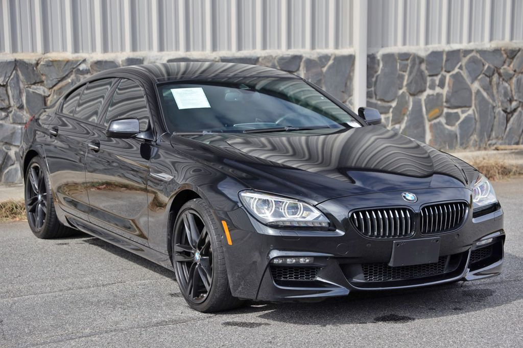 2014 BMW 6 Series 650i Gran Coupe with Driving Assist, Executive & M Sport Pkgs - 18610032 - 57
