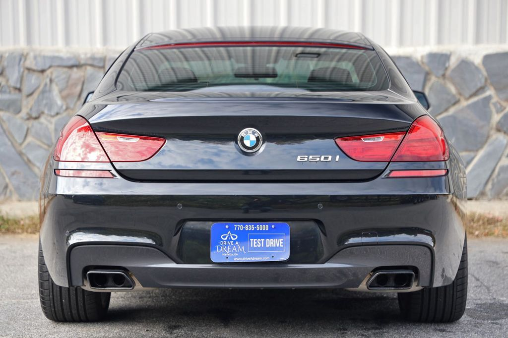 2014 BMW 6 Series 650i Gran Coupe with Driving Assist, Executive & M Sport Pkgs - 18610032 - 8