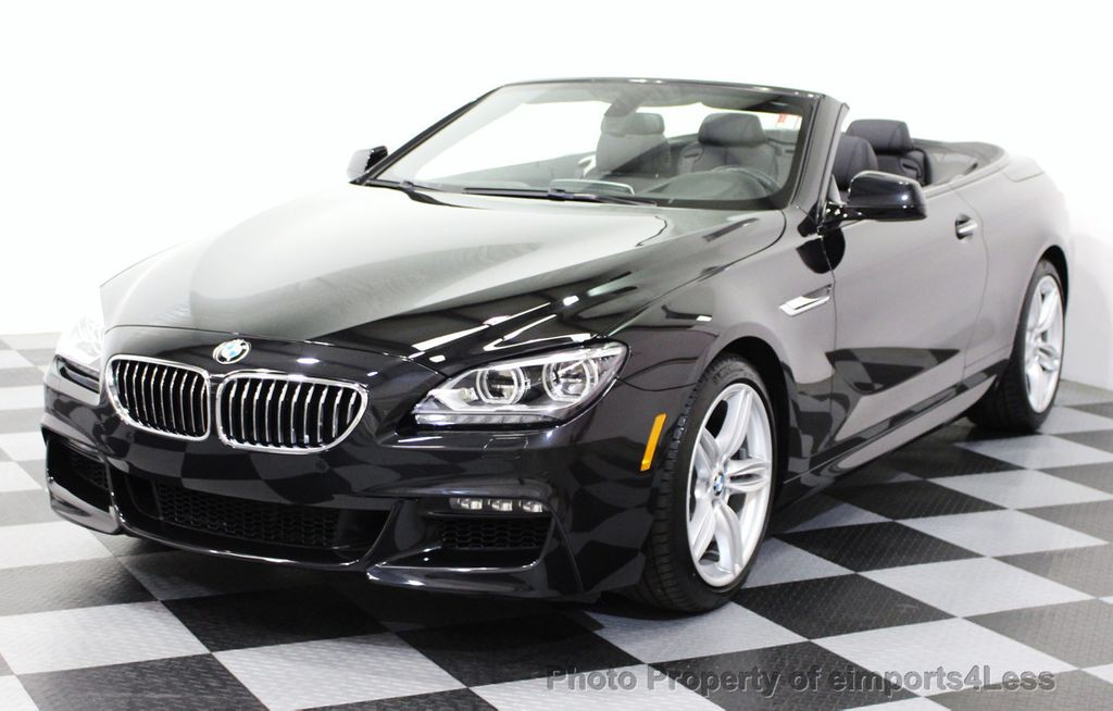 Used BMW Series CERTIFIED I M SPORT CONVERTIBLE - Bmw 640i convertible 2014