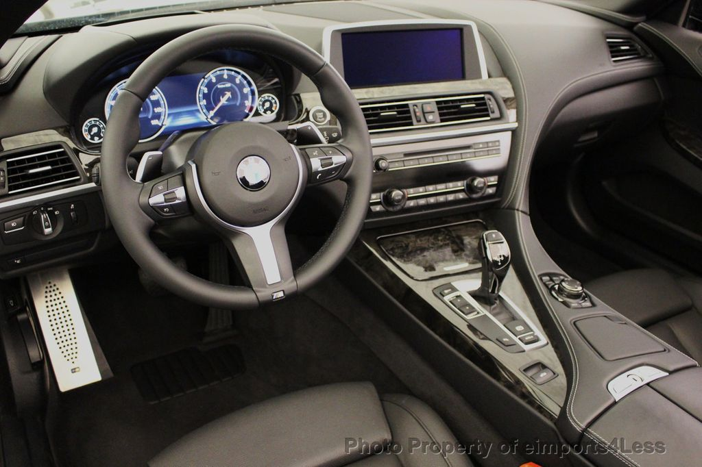 Used BMW Series CERTIFIED I M SPORT CONVERTIBLE - 640i bmw 2014
