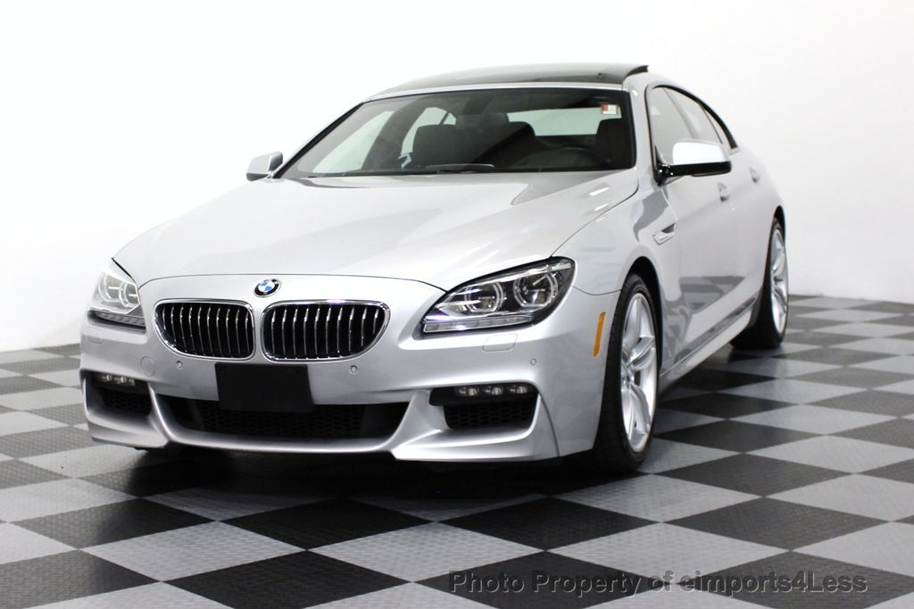 2014 Used BMW 6 Series CERTIFIED 640i xDRIVE GRAN COUPE AWD M SPORT ...