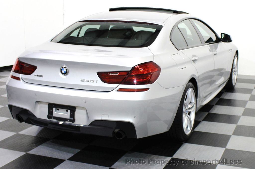 bmw used bmw 6 series certified 640i xdrive gran coupe awd m sport. Cars Review. Best American Auto & Cars Review
