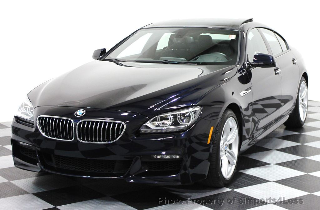 2014 BMW 6 Series CERTIFIED 640i xDRIVE Gran Coupe M SPORT 4DR EXEC NAVI - 15827904 - 13