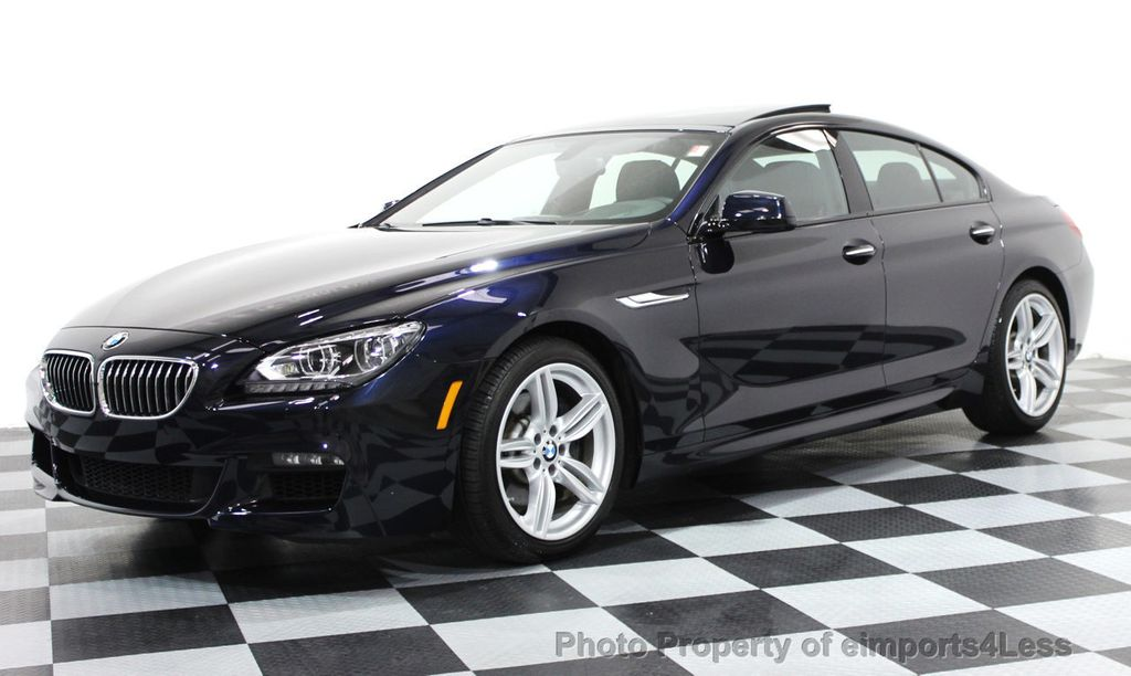 2014 BMW 6 Series CERTIFIED 640i xDRIVE Gran Coupe M SPORT 4DR EXEC NAVI - 15827904 - 14