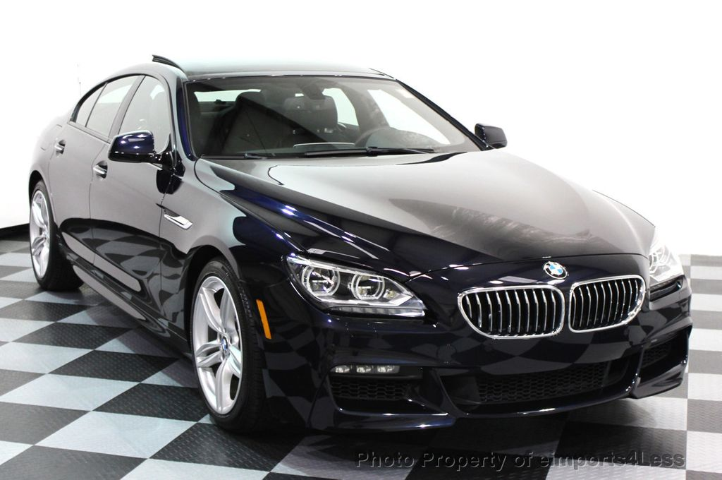 2014 BMW 6 Series CERTIFIED 640i xDRIVE Gran Coupe M SPORT 4DR EXEC NAVI - 15827904 - 15