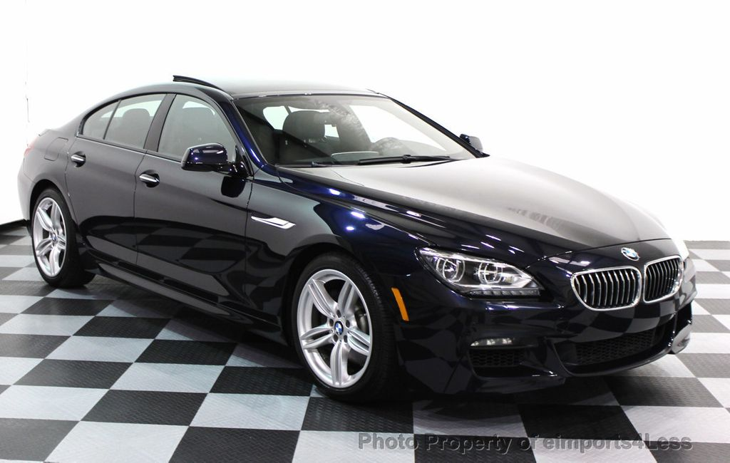 2014 BMW 6 Series CERTIFIED 640i xDRIVE Gran Coupe M SPORT 4DR EXEC NAVI - 15827904 - 16