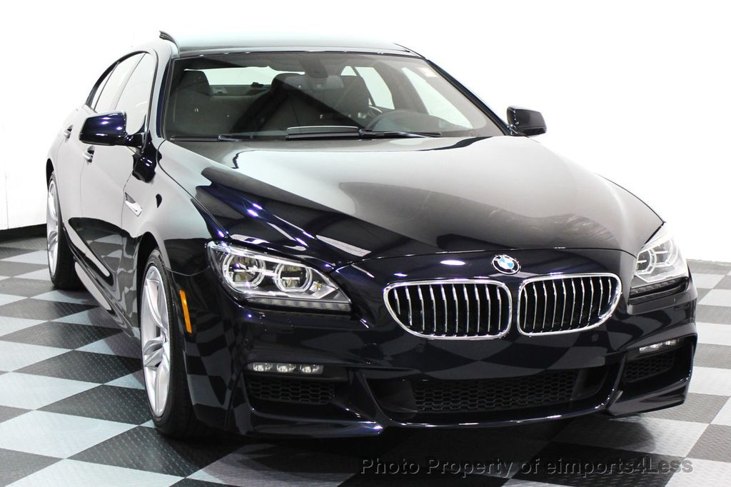 2014 BMW 6 Series CERTIFIED 640i xDRIVE Gran Coupe M SPORT 4DR EXEC NAVI - 15827904 - 17