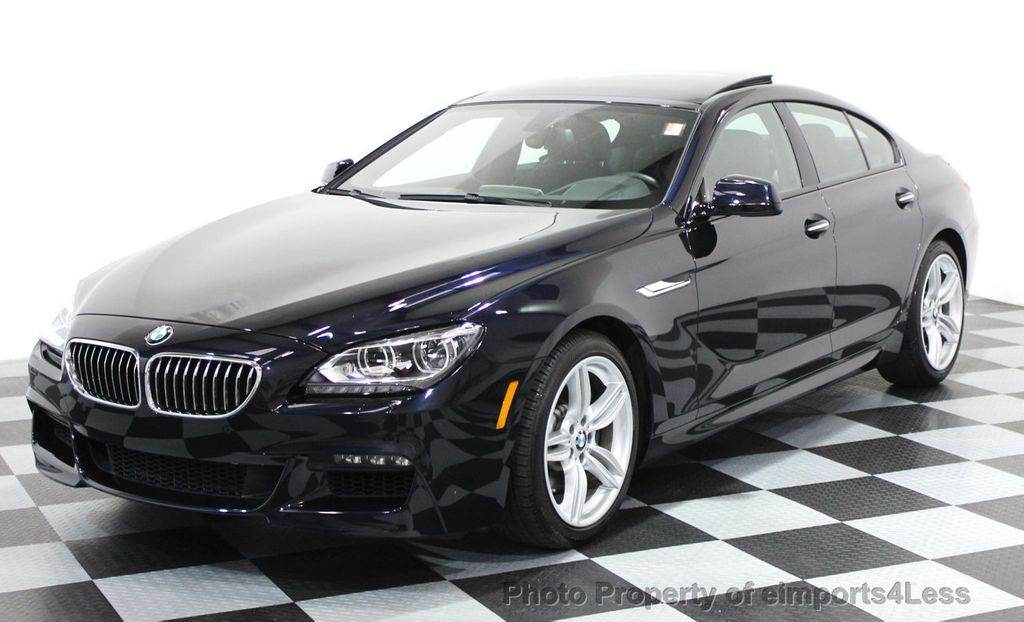2014 BMW 6 Series CERTIFIED 640i xDRIVE Gran Coupe M SPORT 4DR EXEC NAVI - 15827904 - 25