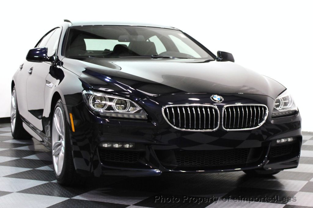 2014 BMW 6 Series CERTIFIED 640i xDRIVE Gran Coupe M SPORT 4DR EXEC NAVI - 15827904 - 26