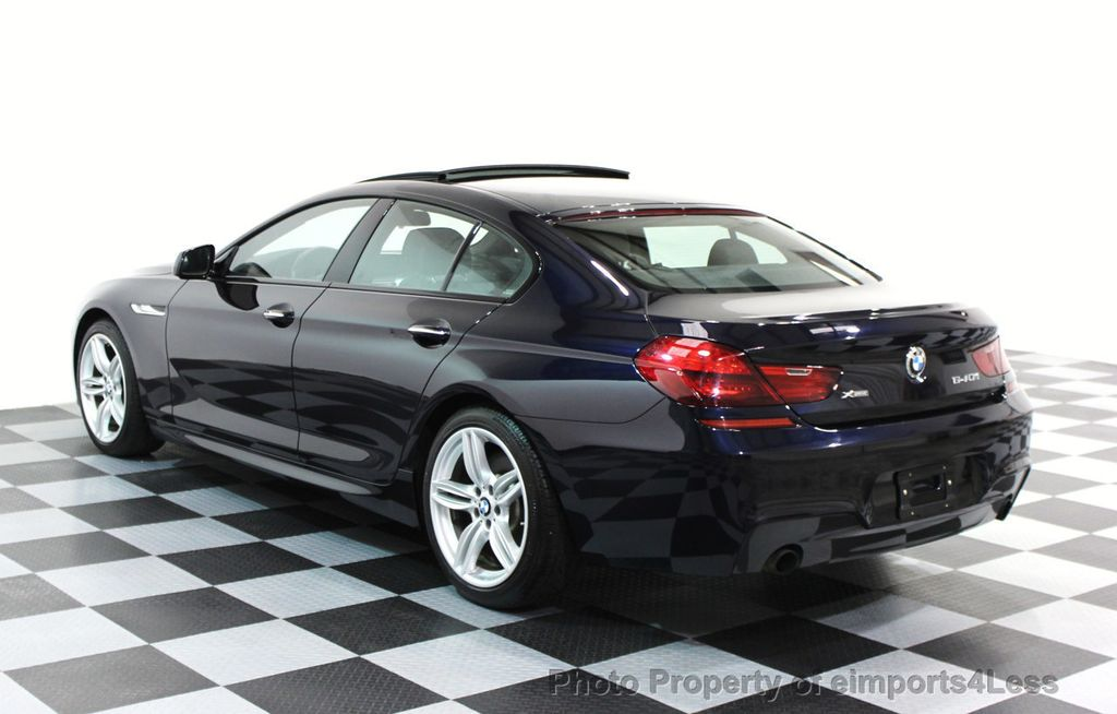 2014 BMW 6 Series CERTIFIED 640i xDRIVE Gran Coupe M SPORT 4DR EXEC NAVI - 15827904 - 2