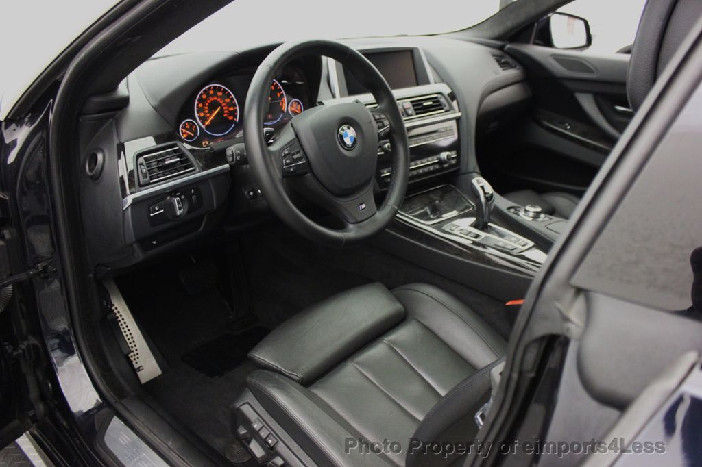 2014 BMW 6 Series CERTIFIED 640i xDRIVE Gran Coupe M SPORT 4DR EXEC NAVI - 15827904 - 35