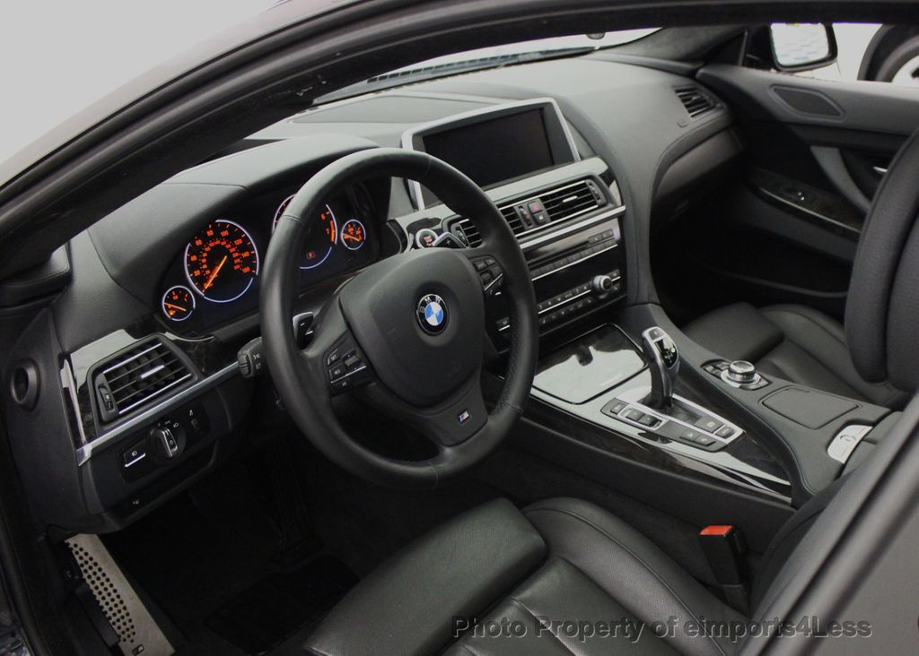 2014 BMW 6 Series CERTIFIED 640i xDRIVE Gran Coupe M SPORT 4DR EXEC NAVI - 15827904 - 36
