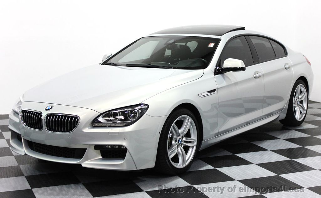 2014 used bmw 6 series certified 640i xdrive gran coupe m sport awd 4 door at eimports4less. Black Bedroom Furniture Sets. Home Design Ideas