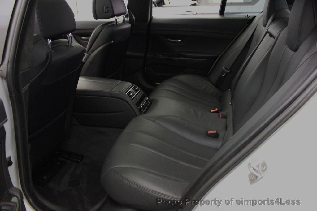 2014 BMW 6 Series CERTIFIED 640i XDRIVE GRAN COUPE M SPORT AWD 4 DOOR