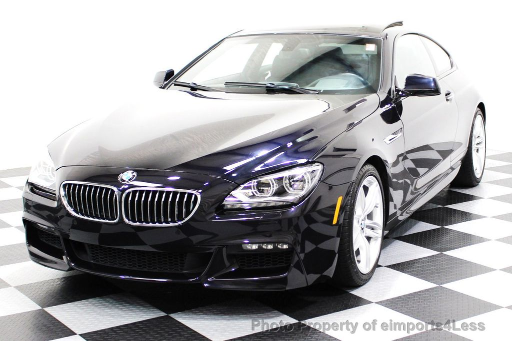 2014 BMW 6 Series CERTIFIED 640i xDRIVE M Sport AWD COUPE EXEC / NAV - 16454294 - 11