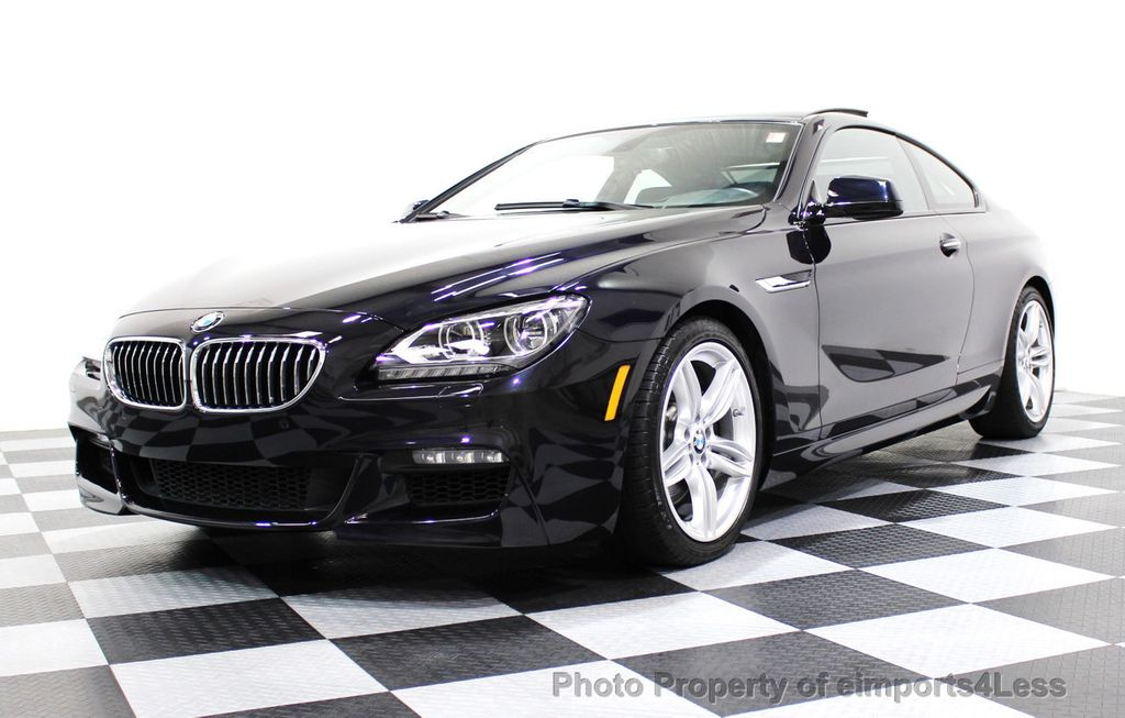 2014 BMW 6 Series CERTIFIED 640i xDRIVE M Sport AWD COUPE EXEC / NAV - 16454294 - 20