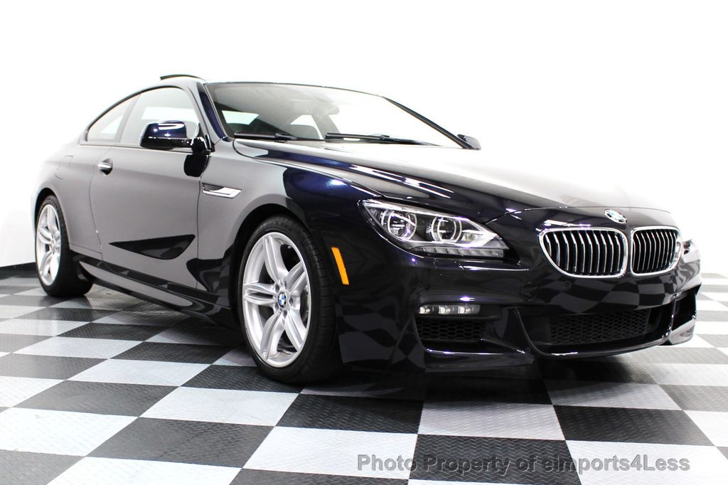 2014 BMW 6 Series CERTIFIED 640i xDRIVE M Sport AWD COUPE EXEC / NAV - 16454294 - 21