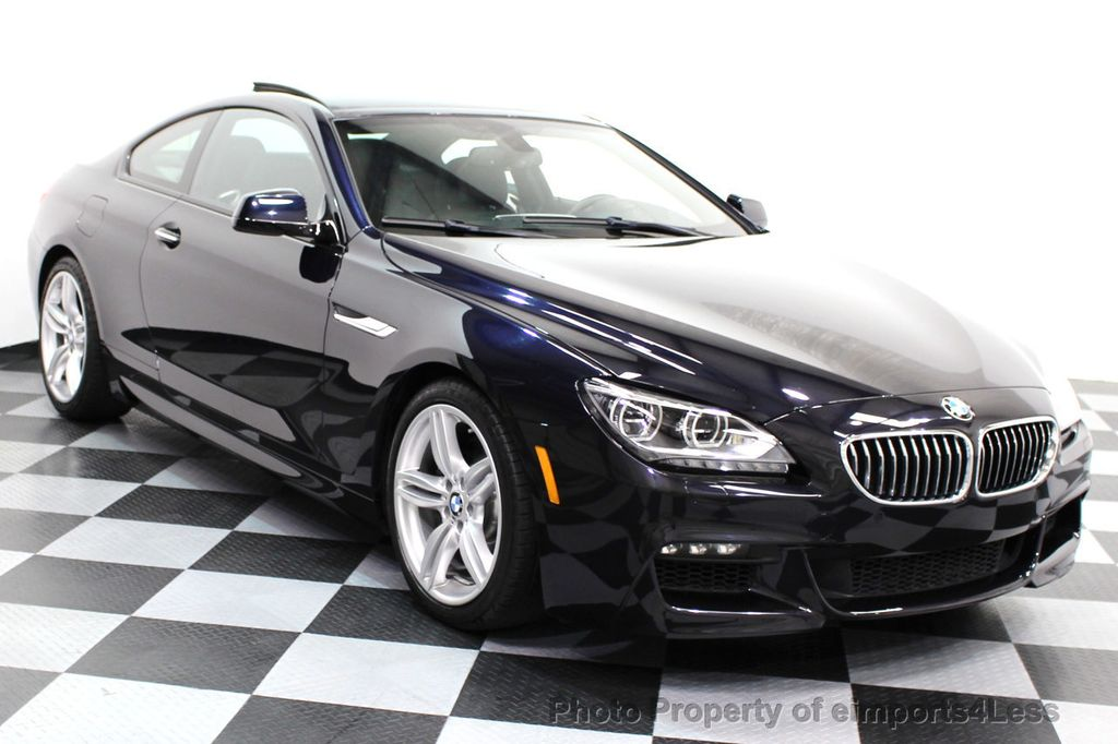 2014 BMW 6 Series CERTIFIED 640i xDRIVE M Sport AWD COUPE EXEC / NAV - 16454294 - 22