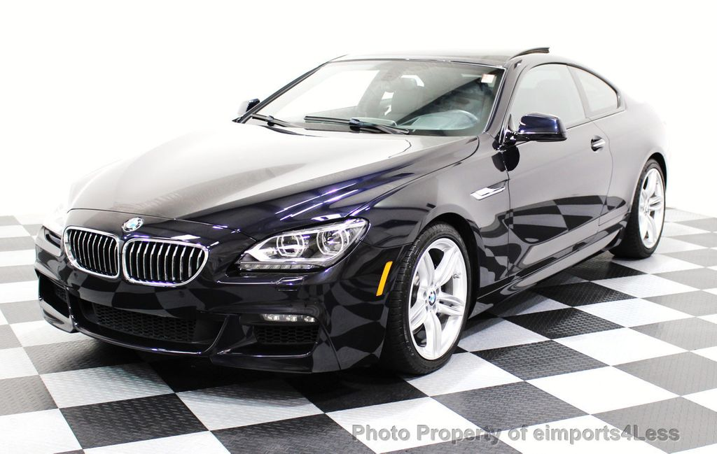 2014 BMW 6 Series CERTIFIED 640i xDRIVE M Sport AWD COUPE EXEC / NAV - 16454294 - 53