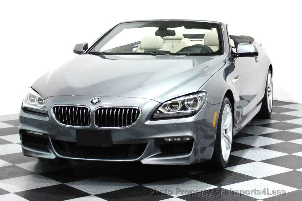 2014 BMW 6 Series CERTIFIED 640i xDRIVE M SPORT CABRIO EXECUTIVE - 16007893 - 13